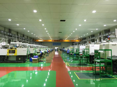 Manufacturing mobile components Korea