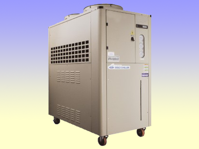 Air cooled packaged type cooling Mold 20 HP