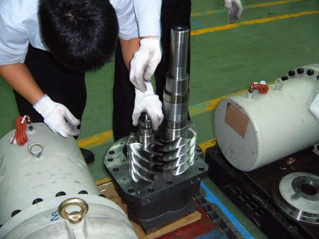 Check preliminary rotor