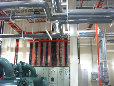 Installed electric system