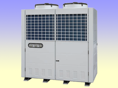 Frascold air cooled chiller unit