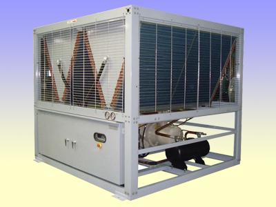 Máy làm lạnh nước trục vít gió giải nhiệt