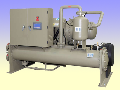 Century chiller unit water cooled type