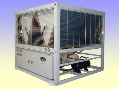 Chiller unit - Air cooled type