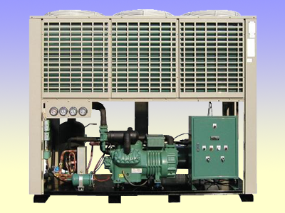 Refcomp Air cooled condensing Unit two stage