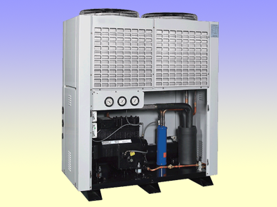 Copeland air cooled condensing Unit