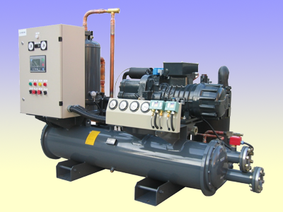 Refcomp condensing Unit water cooled type