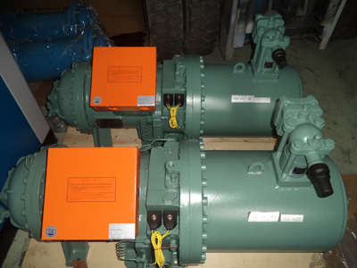 Century screw compressors in stock