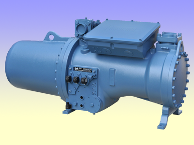 Frascold screw compressor