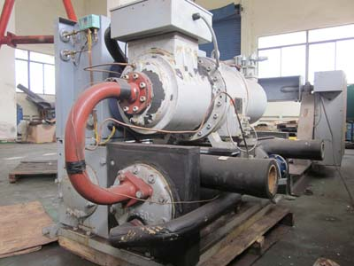 Replace Fusheng screw compressor