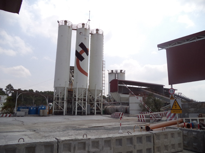 Ready Mix concrete Switzerland