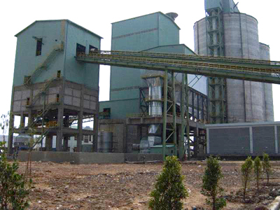 Cement grinding and pulverizer Vinaconex