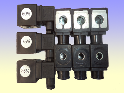 Core of solenoid valve