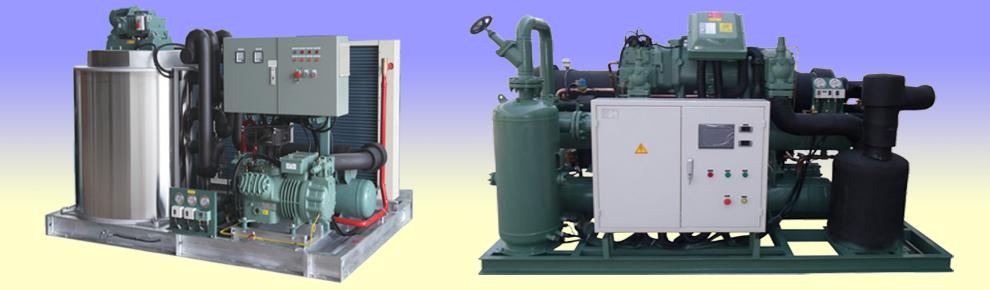 Refcomp compressor - Century compressor - Fusheng compressor - chiller - industry chiller - cooling mold - cooling mould - cooling moulding - 압축기 - 칠링 유니트 - 칠러 유니트- condensing unit - air cooler unit