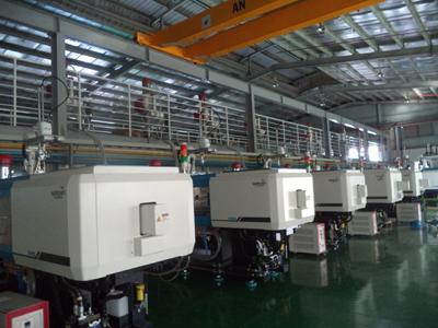 Nhà máy linh kiện Ô tô Hàn Quốc
