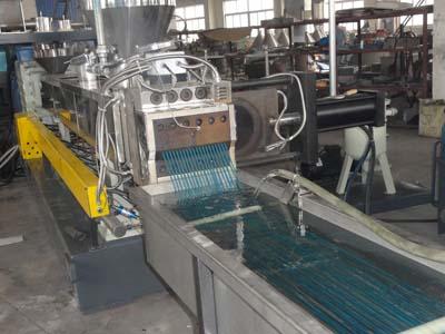 Nhà máy nhựa giả mây Ấn Độ