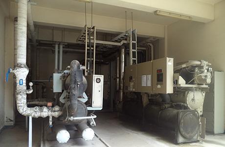 Bảo trì máy làm lạnh nước Trane