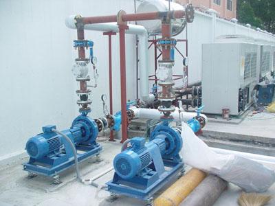Cách nhiệt hệ đường ống