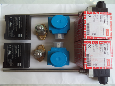 Heater and Solenoid valve