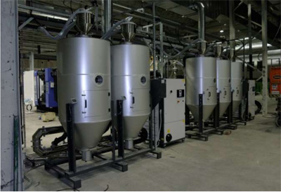 Nhà máy hóa nhựa Hàn Quốc