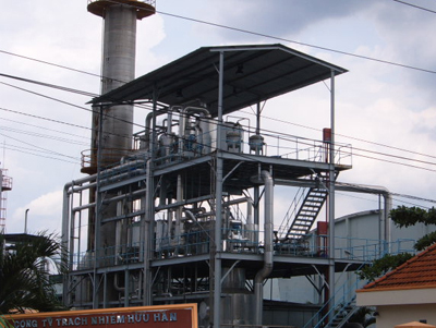 Singapore resin chemical Manufacturing