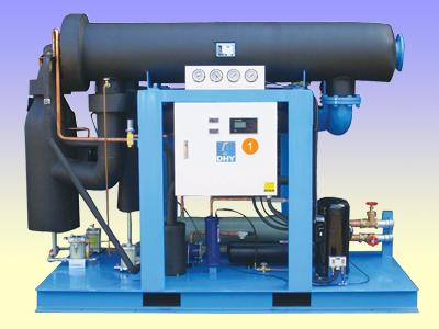 Máy sấy khí - Loại giải nhiệt bằng nước