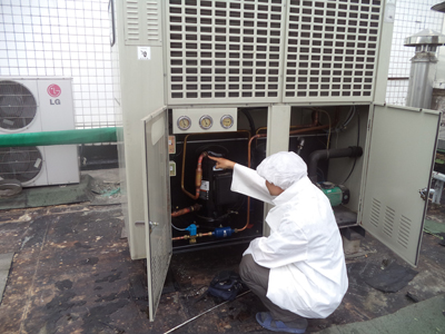 Checking period chiller free