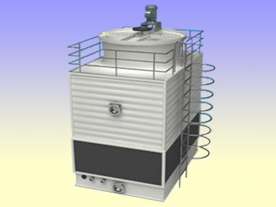 Tháp giải nhiệt CG - 400F